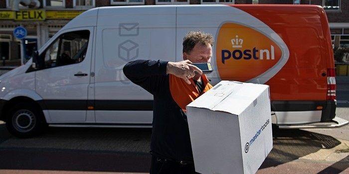 Trek de stoute schoenen aan, PostNL