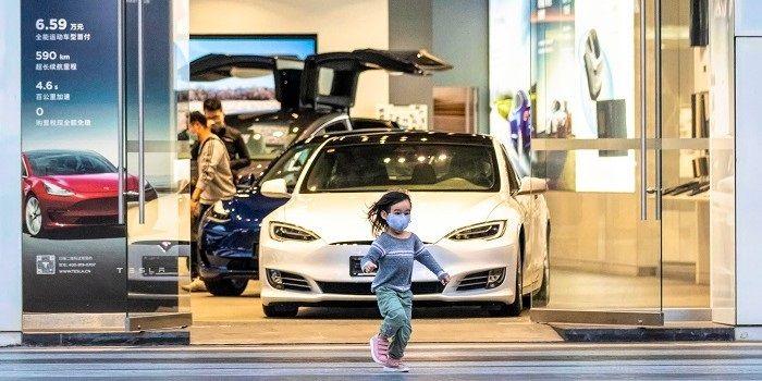 'Tesla gevaarlijkste aandeel op Wall Street'