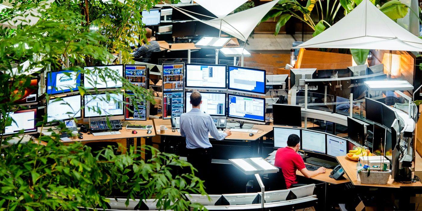 Slotcall: AEX in het groen onder leiding van KPN en de chippers