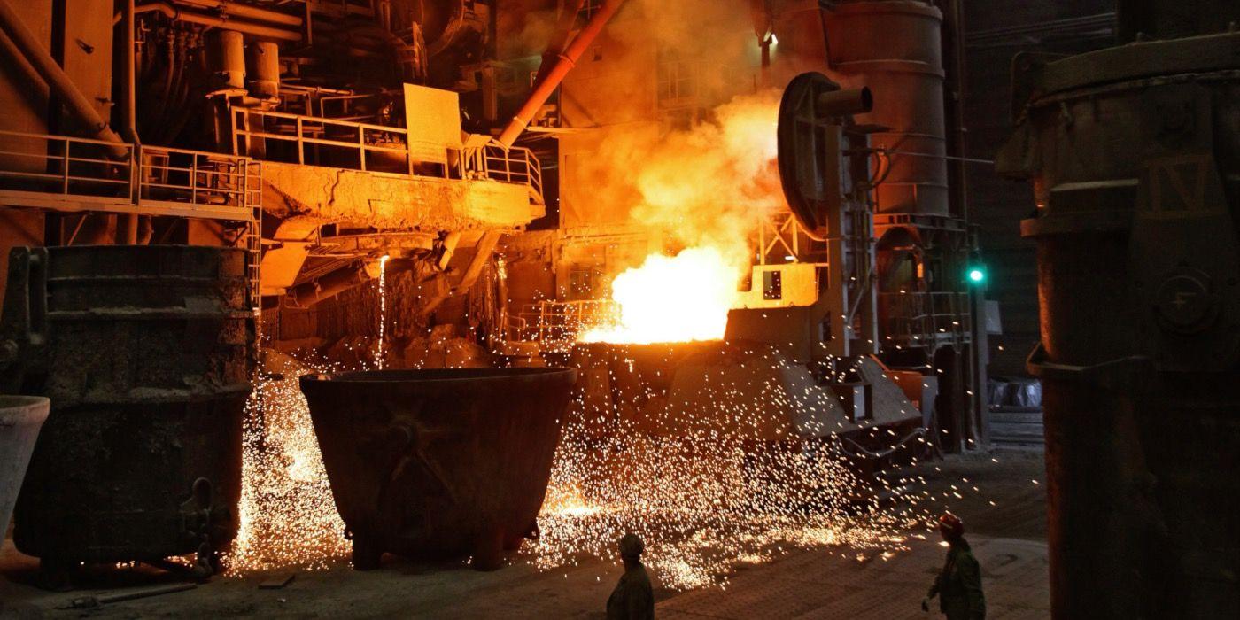 ArcelorMittal is terug van weggeweest