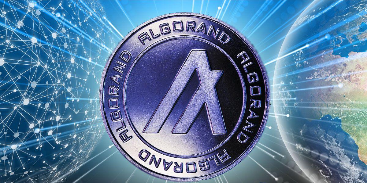 Crypto TA update: Algorand