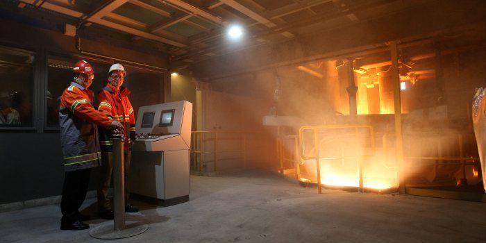 ArcelorMittal kan nog wel even vooruit