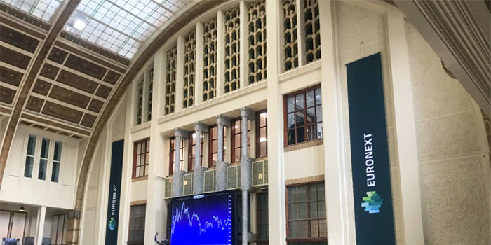 Groene AEX blijft onder 800 punten