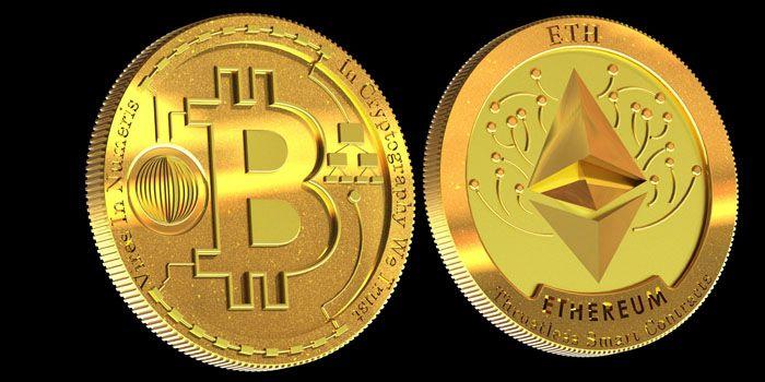 Bitcoin en Ether zijn uitgebroken