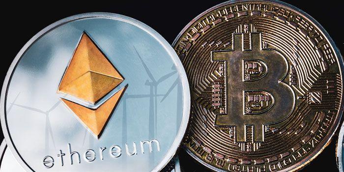 Bitcoin vol energie