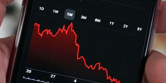 Technologie voert daling aan: buy the dip?