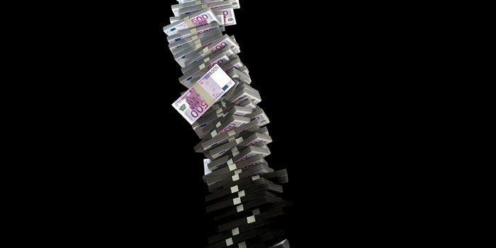 TA: Veel geld richting aandelen
