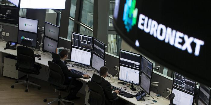 Handelsvolumes op Euronext in maart gestegen