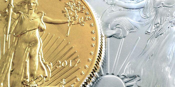 Tegenvallend eerste kwartaal voor goud en zilver