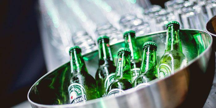Heineken in trading range