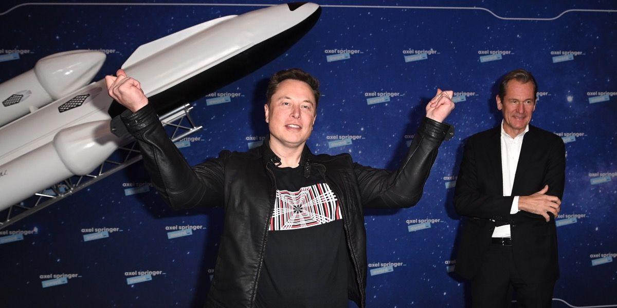 Elon Musk – genie of gek?