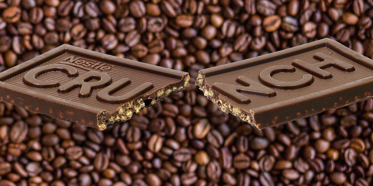 Nestlé voorbeeld voor Unilever