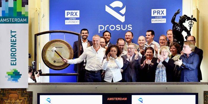 Prosus blijft prachtige belegging voor de lange termijn