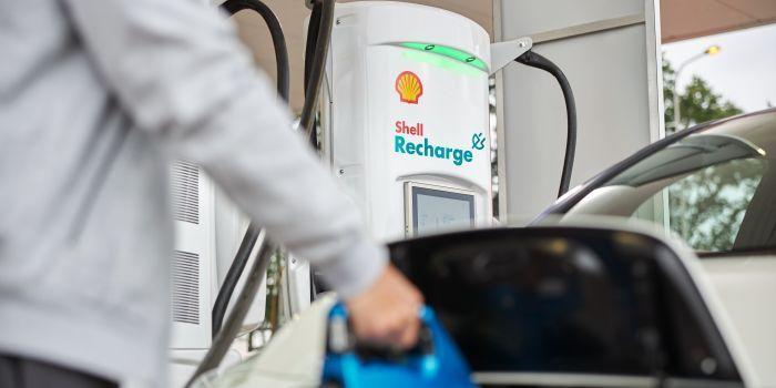 Shell op weg naar een toekomst zonder olie