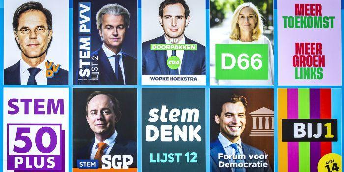 Verkiezingen: Wat willen de 7 grootste partijen met uw geld?