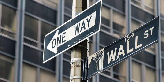 TA: Wall Street wijst de weg