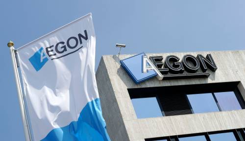 UBS groter in Aegon
