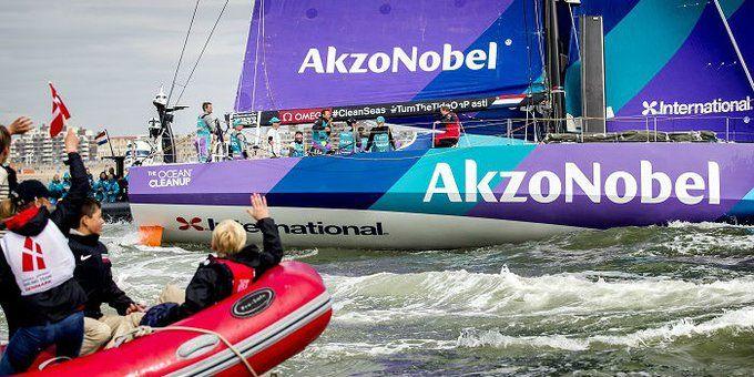 Beursblik: AkzoNobel heeft wind mee