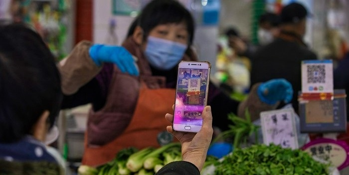 'China wil kredietverstrekking Alipay in aparte app'