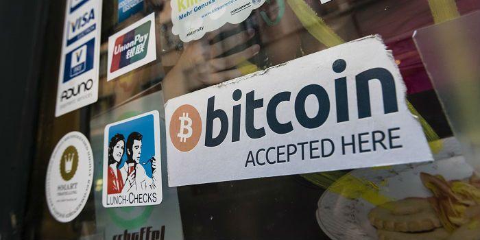 Herstel bitcoinkoers: koers weer boven de 34.000 dollar
