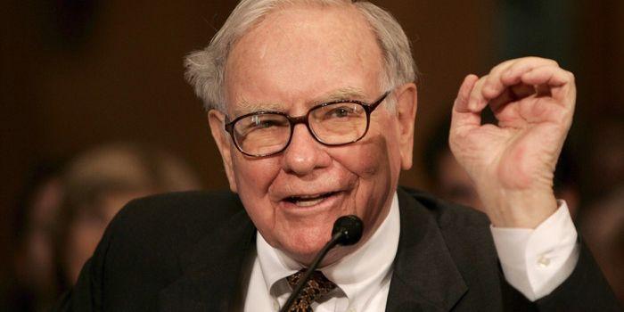 Volgens de 'Buffett-indicator' zijn aandelen te duur
