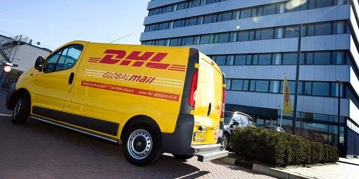 Vliegende jaarstart voor Deutsche Post