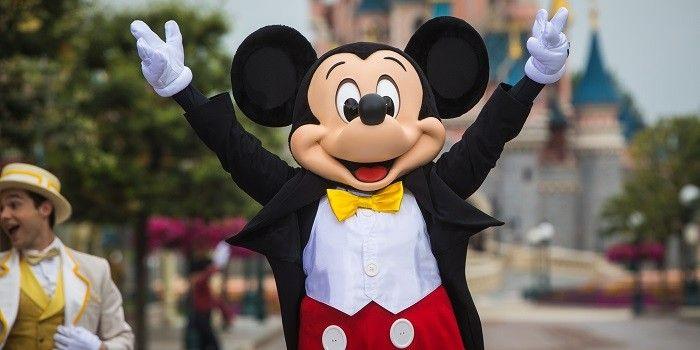 Vervolg uptrend voor Walt Disney