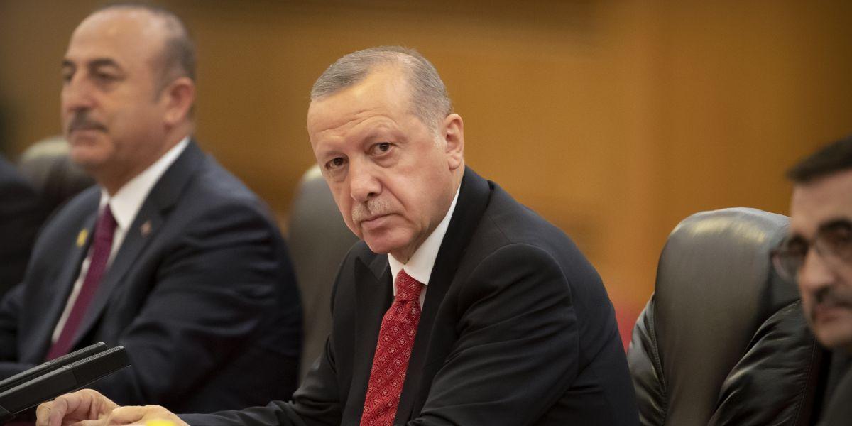 Turkse president Erdogan ontslaat centrale bankiers