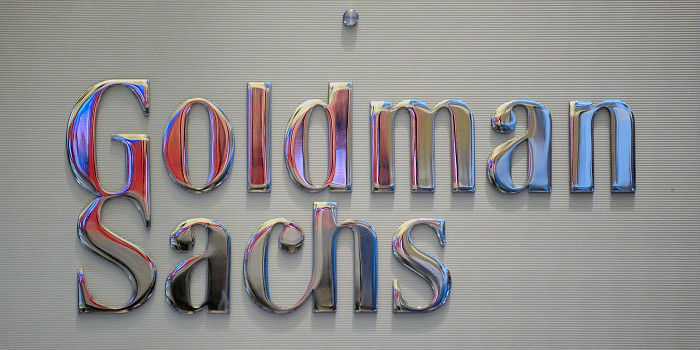 Winst Goldman Sachs verzesvoudigt