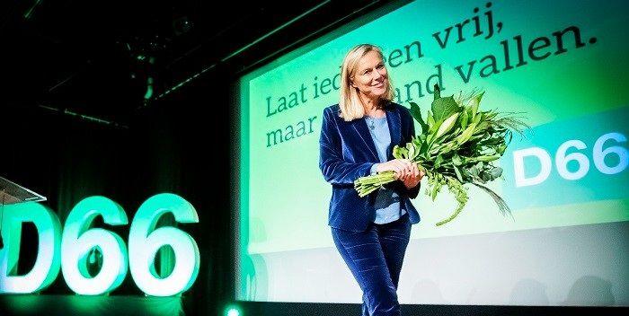 D66-stemmers weten plusje te behalen