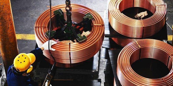 'Groene energie goudmijn voor grondstof koper'