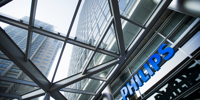 Philips stelt ruilverhouding dividend vast