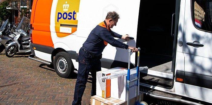 Loeisterke jaarstart voor PostNL