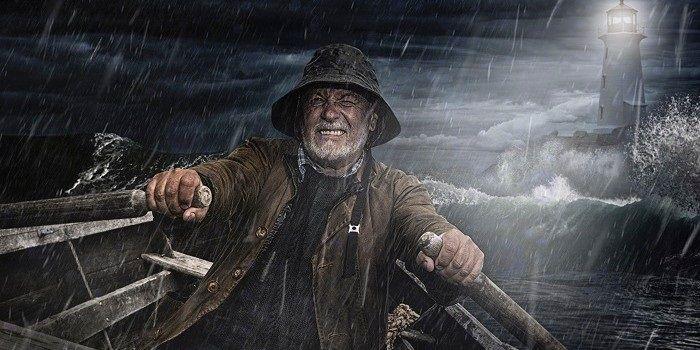 Storm op het AEX-veld