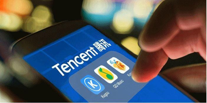 Tencent blijft met dubbele cijfers groeien