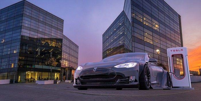 'Tesla naar 3000 dollar in 2025'
