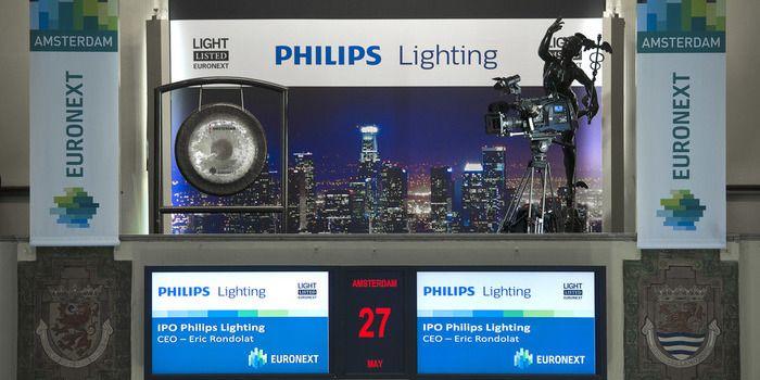 Philips Lighting Belgie spreekt donderdag met vakbonden
