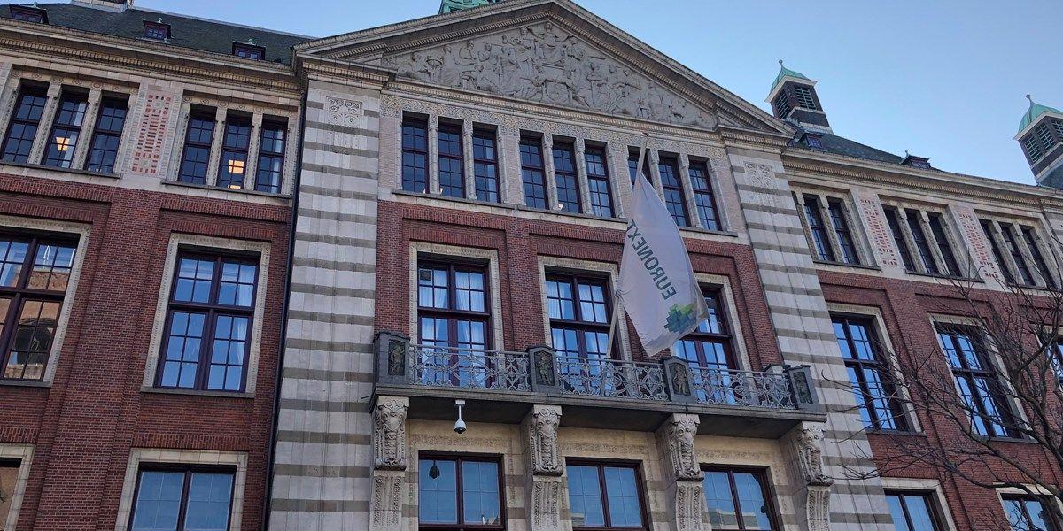 Beursupdate: klein verlies in Amsterdam