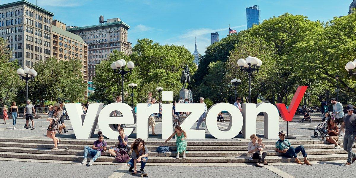 Omzet en winst Verizon stijgen.
