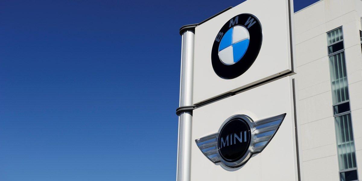 BMW ziet omzet en winst fors aantrekken