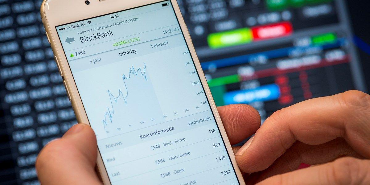 Beursblik: vertrouwen particuliere belegger blijft stijgen