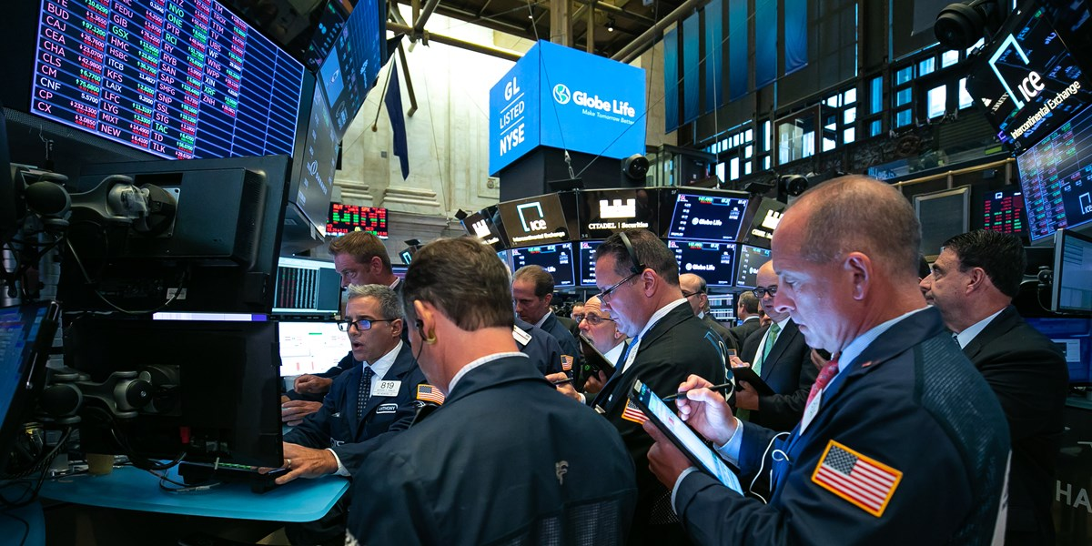 Wall Street richting lagere opening