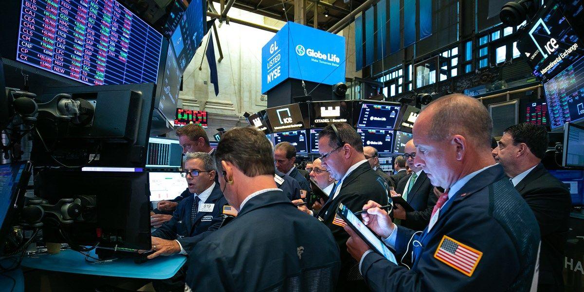Wall Street zakt weg