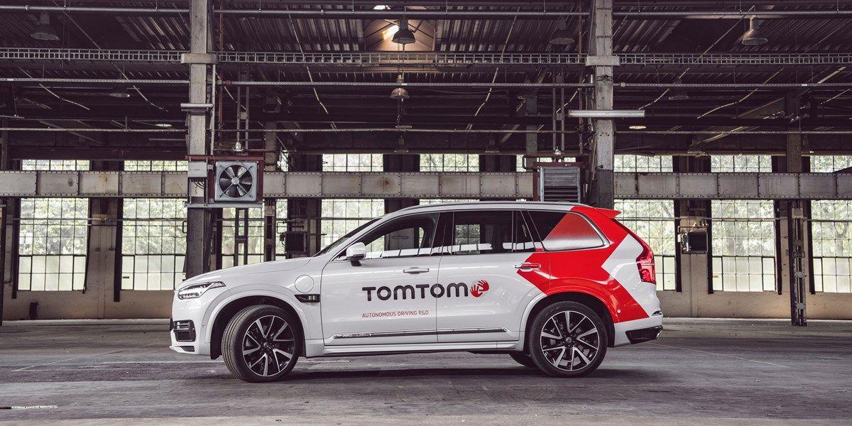 Beursblik: weer dreigen rode cijfers voor TomTom