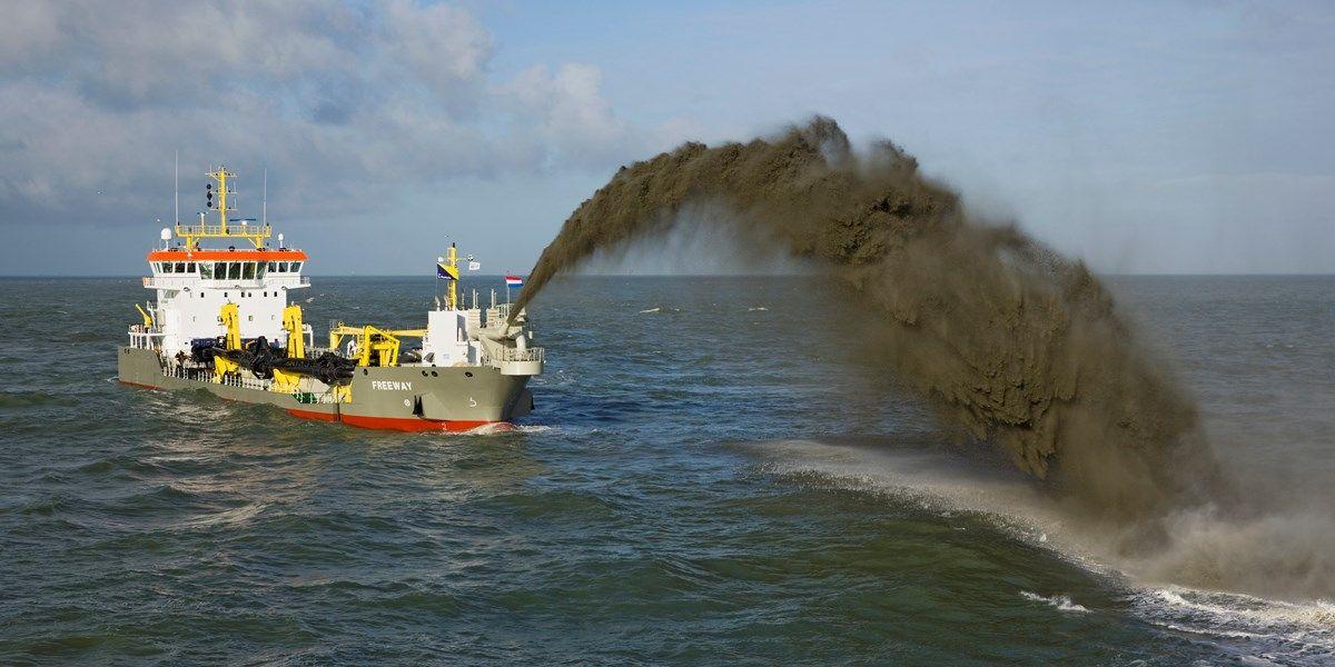 Boskalis aan de slag met Nederlands dijkversterkingsproject