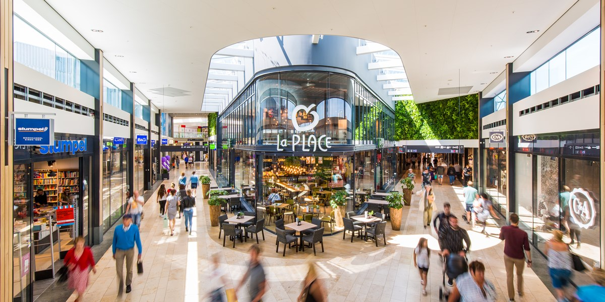 Wereldhave verkoopt winkelcentrum Maassluis