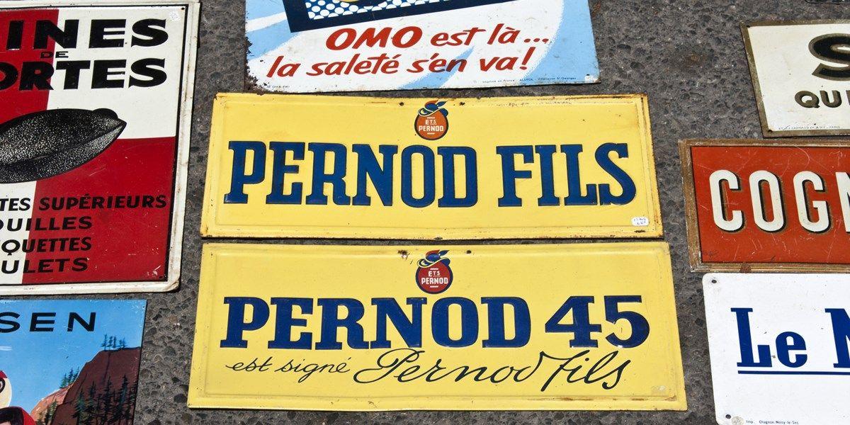 Meer omzet voor Pernod Ricard