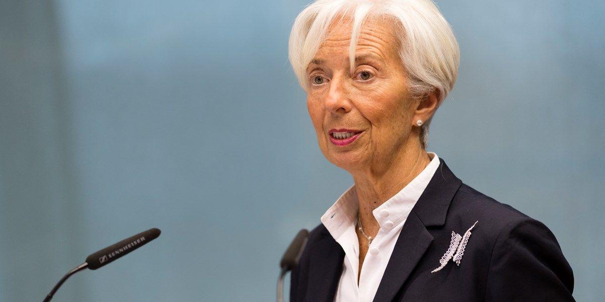 ECB ziet veel onzekerheid rond outlook