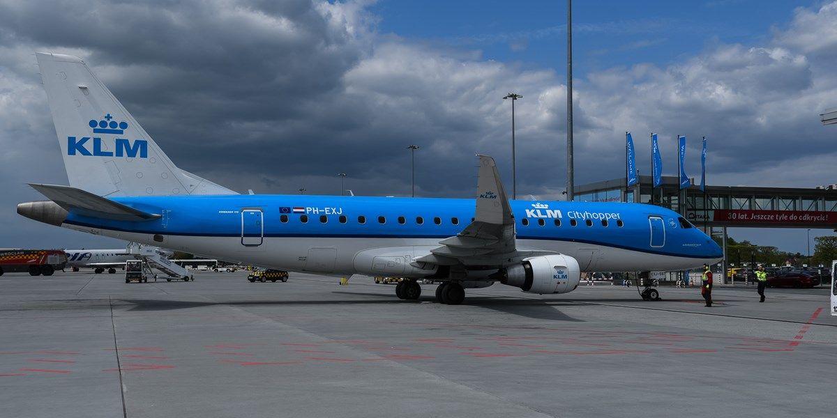Hoekstra vindt acute nood bij KLM minder hoog