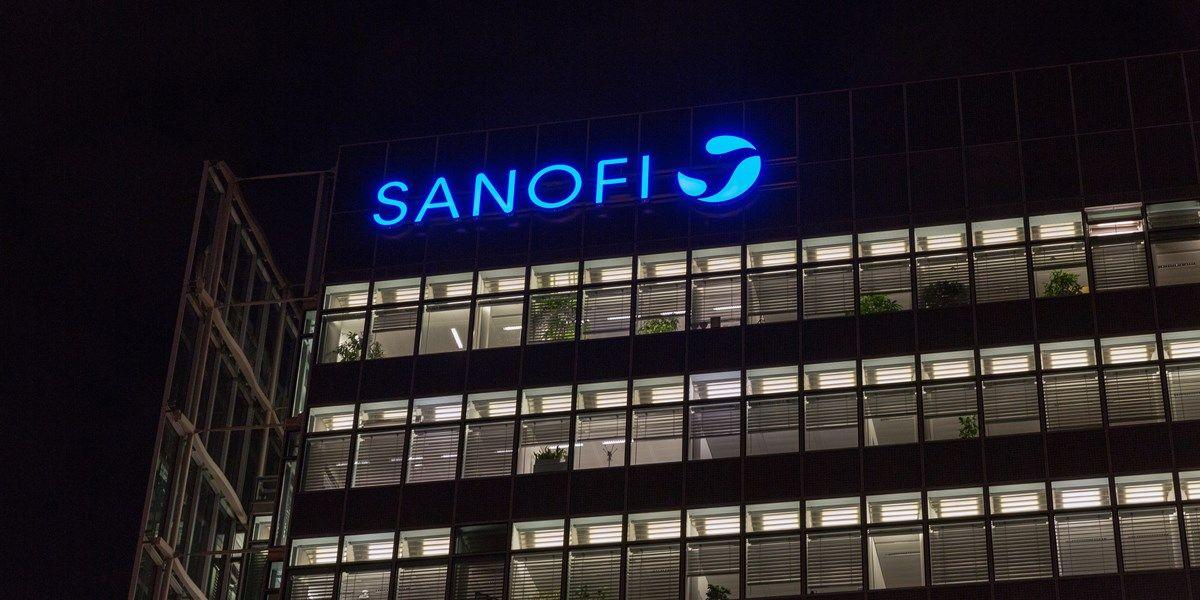 Winst en omzet Sanofi lopen terug